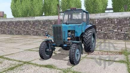 Belarus MTZ 80 éléments en mouvement pour Farming Simulator 2017