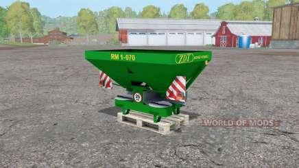 ZDT RM1-070 pour Farming Simulator 2015