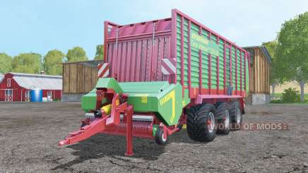 Strautmann Tera-Vitesse CFS with increased yield pour Farming Simulator 2015