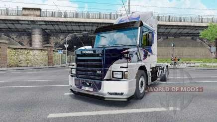 Scaniᶏ T113H 360 pour Euro Truck Simulator 2