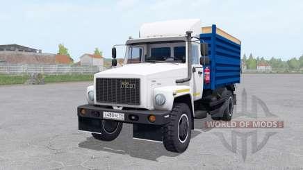 GAZ SAZ SAZ 35071 83173 remorque pour Farming Simulator 2017