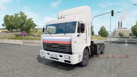 KamAZ 54115 Les Chauffeurs De Camion pour Euro Truck Simulator 2