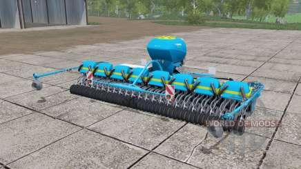 Lemken Azurit H v2.6 pour Farming Simulator 2017