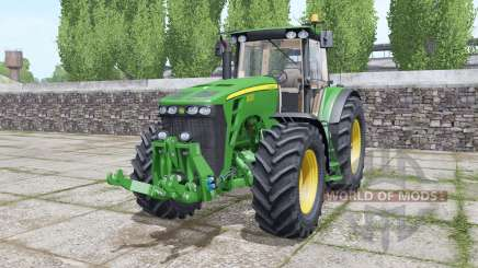 John Deere 8330 moving elements für Farming Simulator 2017