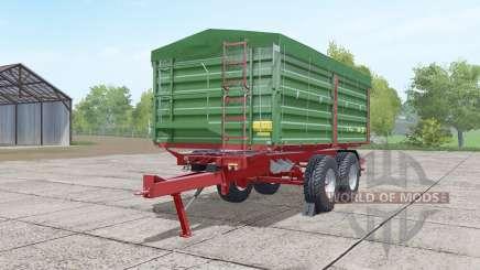 Pronar T683 dark lime green pour Farming Simulator 2017