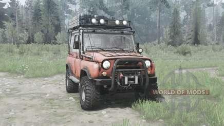 UAZ 31514 1993 Off-road pour MudRunner
