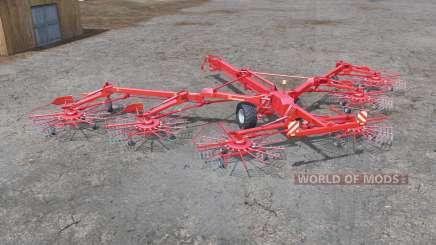 Pottinger Swadro 2000 retexture für Farming Simulator 2015