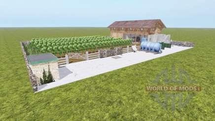 Grape farm für Farming Simulator 2017