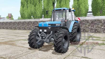 New Holland 8340 More Realistic pour Farming Simulator 2017