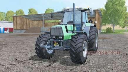 Deutz-Fahr AgroStᶏr 6.61 pour Farming Simulator 2015