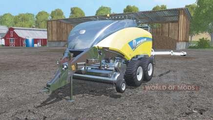 New Holland BigBaler 1290 attacher pour Farming Simulator 2015