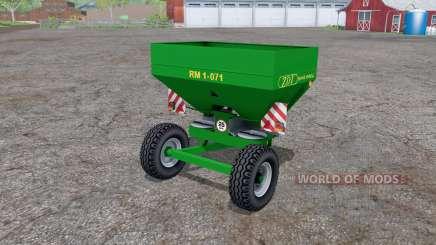 ZDT RM1-071 für Farming Simulator 2015