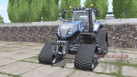 New Holland T8.420 crawler modules pour Farming Simulator 2017
