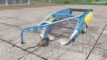 Agromet Z-609-2 pour Farming Simulator 2017