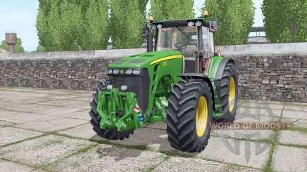 John Deere 8230 configure pour Farming Simulator 2017