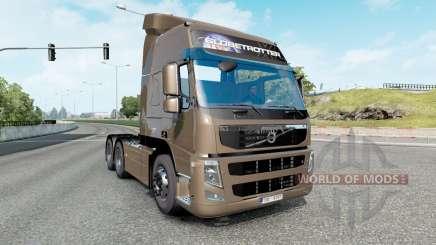 Volvo FM 460 Globetrotter 2010 pour Euro Truck Simulator 2