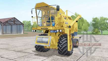 New Holland Claysⱺn M135 pour Farming Simulator 2017