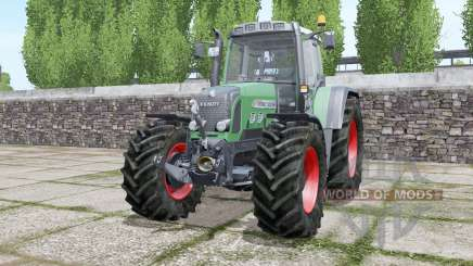 Fendt 820 Vario TMS wheels selection pour Farming Simulator 2017
