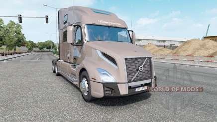 Volvo VNL 860 2017 v2.1.7 pour Euro Truck Simulator 2