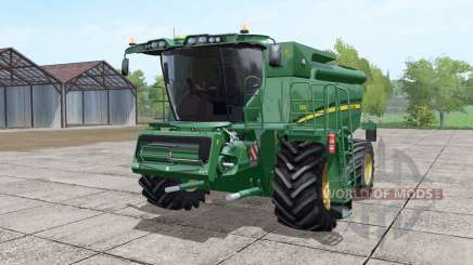 John Deere S690i full washable pour Farming Simulator 2017