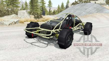 Civetta Bolide Track Toy v3.0 pour BeamNG Drive