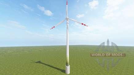 Wind turbine für Farming Simulator 2017