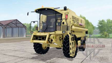 New Holland TF78 animated element pour Farming Simulator 2017