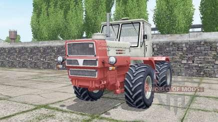 T-150K choix de la couleur pour Farming Simulator 2017