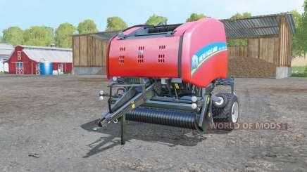 New Holland Roll-Belt 150 American pour Farming Simulator 2015