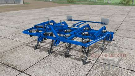 Kockerling Trio 400 pour Farming Simulator 2017