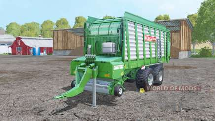 Bergmann Carex 38S with increased yield pour Farming Simulator 2015