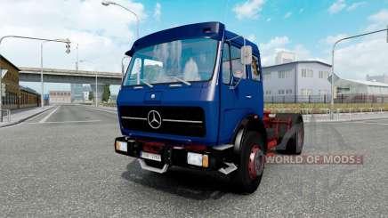 Mercedes-Benz 1632 (Br.387) 1973 pour Euro Truck Simulator 2
