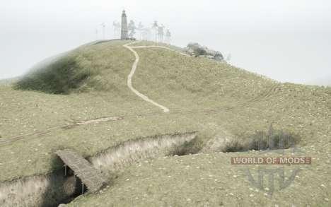 Mongolian Terrain pour Spintires MudRunner