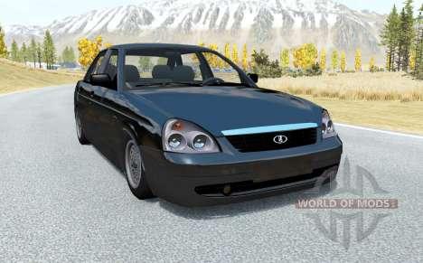 Lada Priora (2170) 2007 pour BeamNG Drive