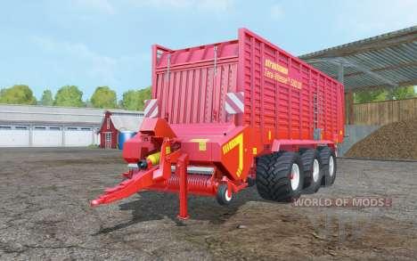Strautmann Tera-Vitesse CFS 5201 DO multicolor pour Farming Simulator 2015