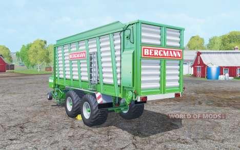 Bergmann Carex 38Ȿ pour Farming Simulator 2015