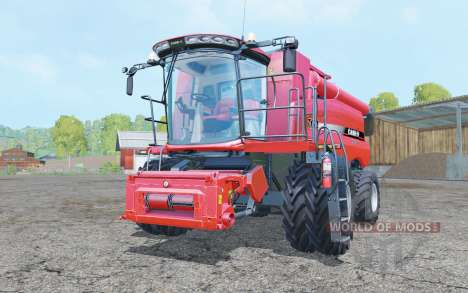 Case IH Axial-Flow 7130 dual front wheels für Farming Simulator 2015