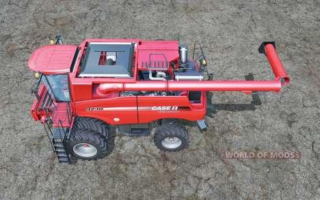 Case IH Axial-Flow 9230 dual front wheels pour Farming Simulator 2015