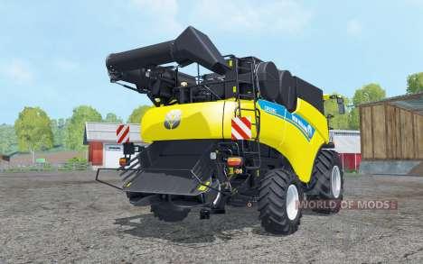 New Holland CR10.90 wheels für Farming Simulator 2015