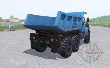 Oural 4320-1151-41 pour Farming Simulator 2017