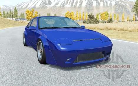 Ibishu 200BX Rocket Bunny v0.2 pour BeamNG Drive