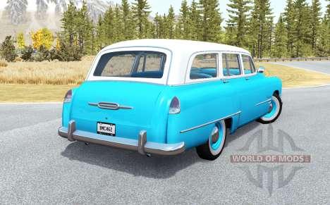 Burnside Special wagon v1.0.13 pour BeamNG Drive