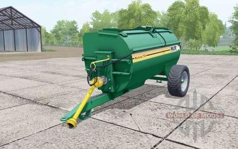 Major Muckout 750 für Farming Simulator 2017