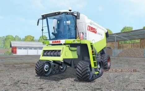 Claas Lexion 560 TerraTrac für Farming Simulator 2015