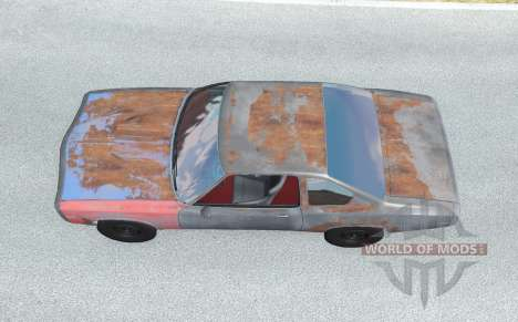 Bruckell Moonhawk General v3.0 pour BeamNG Drive