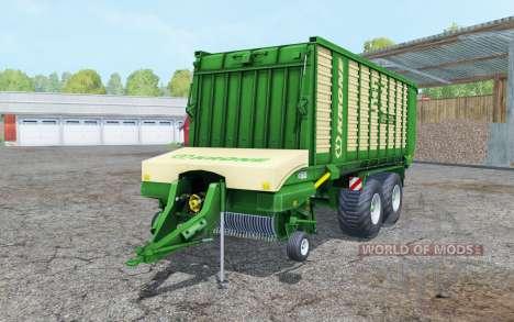 Krone ZX 450 GƊ pour Farming Simulator 2015