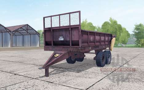 ZEILE-6 für Farming Simulator 2017