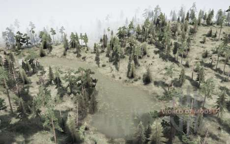 The Forest pour Spintires MudRunner