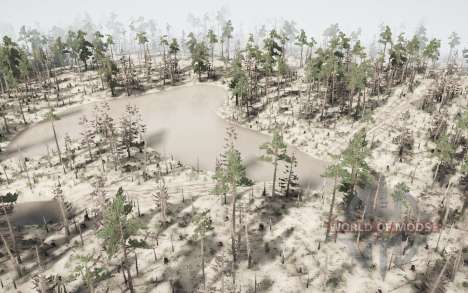 Cercle TIA pour Spintires MudRunner
