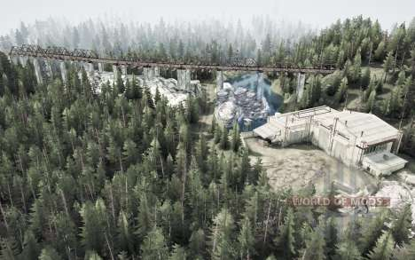 Forêt story 2 pour Spintires MudRunner